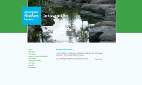 Lotta Gothe - website