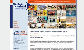 Frauensportverein Berlin - Website