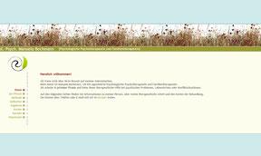 Manuela Bechmann - Website