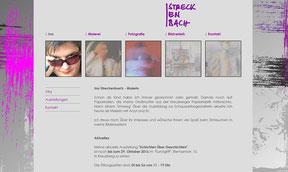 Ina STreckenbach - Website