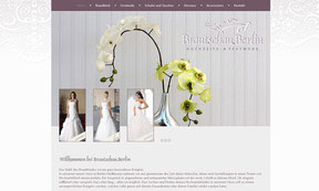 Brautschau Berlin - Website