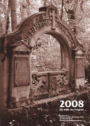 Bestattungshaus Priepke - Kalender 2008