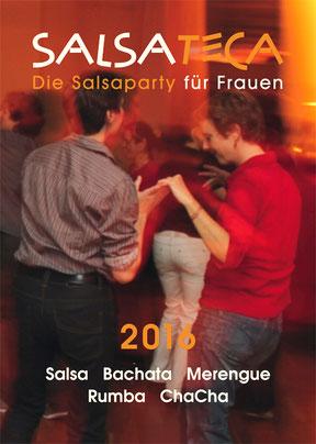 Salsateca - Flyer