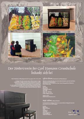 Carl-Humann-Grundschule - Plakat DIN A1