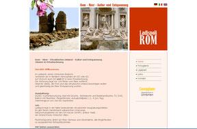 Zimmer in Privatwohnung in Ladispoli bei Rom - Website