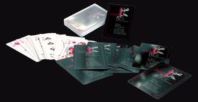 Diskothek mit PEP - Skatkarten