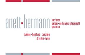 Anett Hermann - Visitenkarte