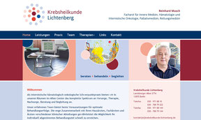 Reinhard Musch - website