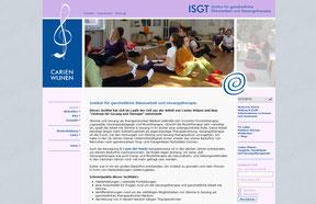 Carien Wijnen - Website isgt.info