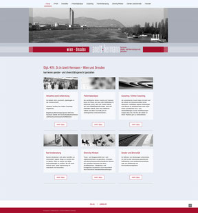 Anett Hermann - Website