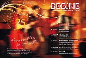 Begine - Plakat