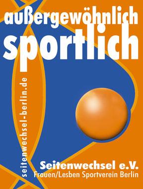 Seitenwechsel Berlin e.V. - Flyer