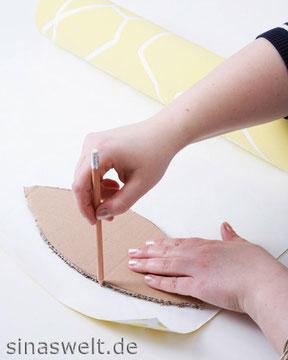 Notizbord, Wohnidee, Wohnidee fürs Wohnzimmer, Schreibtisch, dekorieren, kreativ, Bastelidee