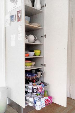 stauraum und mehr ordnung f r kleine k chen blog sina s welt kreativ nachhaltig wohnen. Black Bedroom Furniture Sets. Home Design Ideas