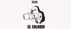 """Blas-Miguel """"El Colorin"""" Martinez"""