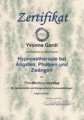 Hypnose bei Angst, Panik, Phobie Hannover