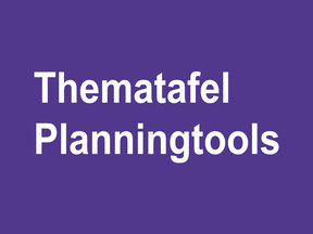 thematafel planningtools