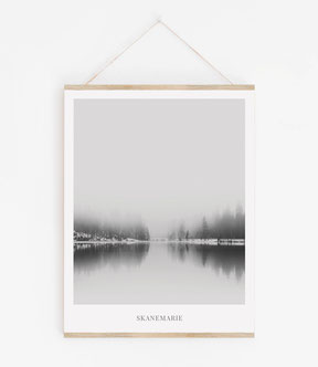 Landskap No.28 - Skandinavische Poster