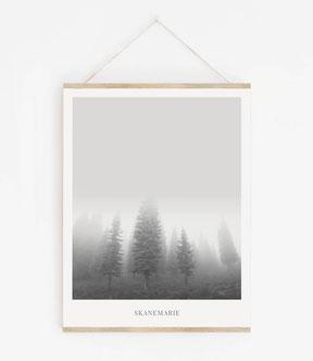 Landskap No.12 - Skandinavische Poster