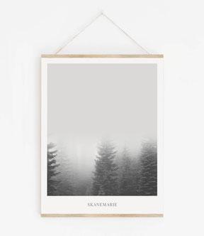 Landskap No.8 - Skandinavische Poster
