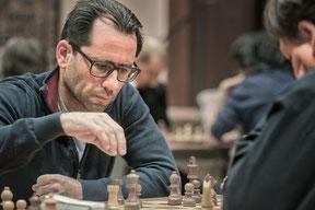 Gerhard spielte gegen Oliver Lehner