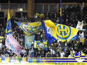 06.03.2012 HC Davos vs. Zürcher SC 1:2