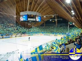 22.03.2014 HC Davos vs. EHC Kloten 0:2
