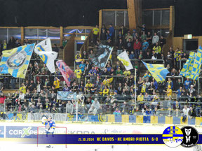 21.10.2014 HC Davos vs. HC Ambri-Piotta 6:0