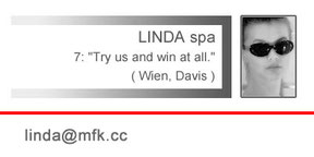 (Your message to Linda Spa)