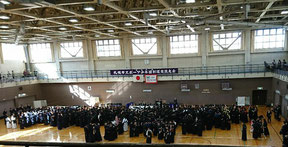 札幌市スポーツ少年団剣道大会