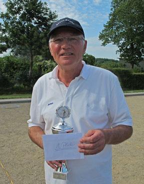 Turniersieger Jochen Hess Geest-Bouler Breklum