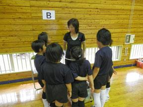 Bチーム練習試合