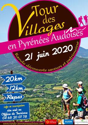 fete randonnee 2018 pyrenees audoises