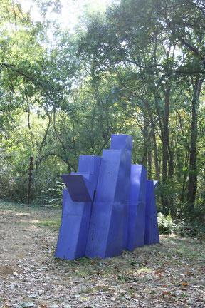 Monumentale ART Sculptures, Vanorbeek, France