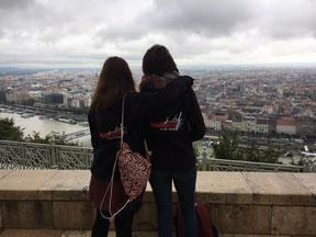 Budapest, Ungarn / Vanessa & Sophie