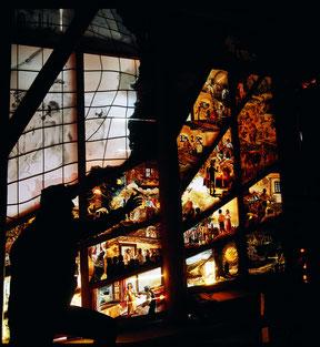 Teaser Glasstraße Attraktionen: Gläserne Scheune