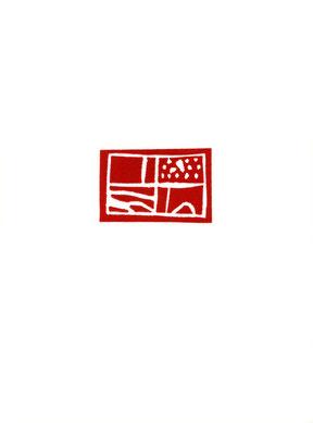 copertina-contenitore con linoleum originale