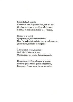 testo orignale francese