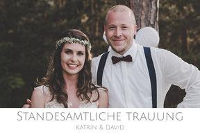 Hochzeitsfotograf München Standesamt