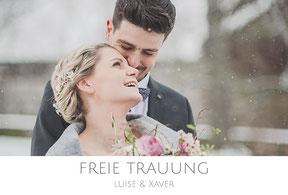 Hochzeitsfotos Freie Trauung