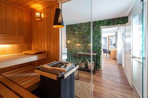 Ferienwohnung, Sauna, Lindau am Bodensee, Luxus