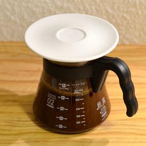 Bild 1: lassen Sie den Kaffee abgedeckt für 12 Stunden bei Zimmertemperatur stehen