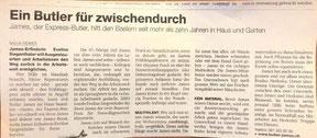 Geschichte Integration Jetzt, Basler Zeitung