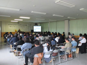 苫小牧家庭生活カウンセリング協会創立20周年記念講演会