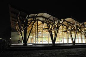 3-fach Sporthalle - Kirchdorf am inn