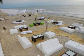 Muebles Lounge, Mesas Coctel, Bar, Calefacción...