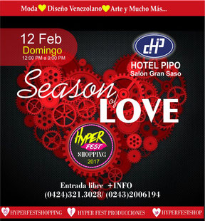 Hyper Fest Shopping - Edición Season Of Love