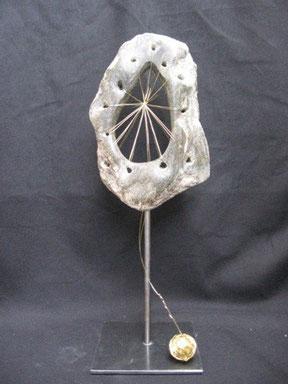 Bild: Skulptur aus Stein