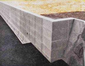 地境・ブロック