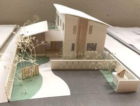 注文住宅 建築模型